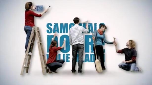 Mladi i filantropija (TV spot)