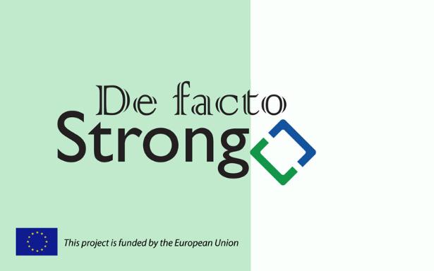 "Poziv za učešće u programu pod nazivom ""De Facto Strong"""