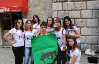 Konkurs: Podrška aktivizmu i društvenom angažovanju mladih