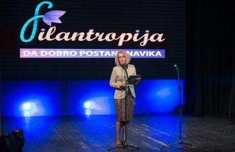 Otvoren konkurs za Nagradu za filantropiju ISKRA
