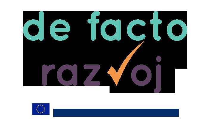 DE FACTO RAZVOJ: Podrška rastu i liderstvu organizacija građanskog društva