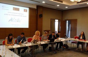 fAKT: Održan Forum omladinskih organizacija