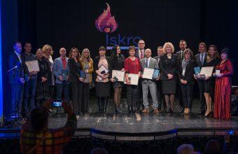 Dobitnici nagrade ISKRA 2018