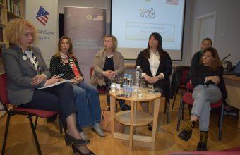 """Panel diskusija: """"Snaga aktivizma-naša priča"""""""